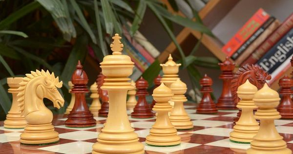 One Of Most Beautiful Chess Set We Have Ever Launched