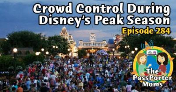is disney world crowded over memorial day weekend