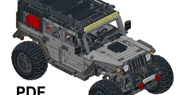 Pdf Rc Jeep Wrangler Expedition Rc Jeep Jeep Wrangler Jeep