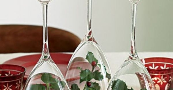 easy do it yourself table decor home for christmas pinterest christmas google images and. Black Bedroom Furniture Sets. Home Design Ideas