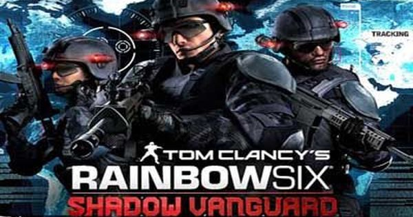 Tom Clancy S Rainbow Six Shadow Vanguard Apk Data V1 0 1 With