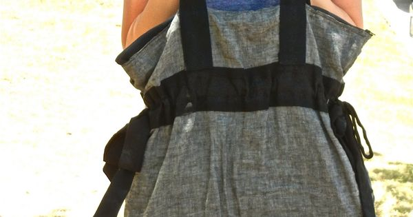 DIY: cinch bag, need a sewing machine. Now.