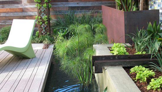 Landscape design pictures remodel decor and ideas for Paisajismo estanques