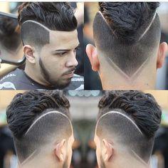 Miguel Rosas Fryzury Modne Fryzury Męskie Fryzury I Włosy