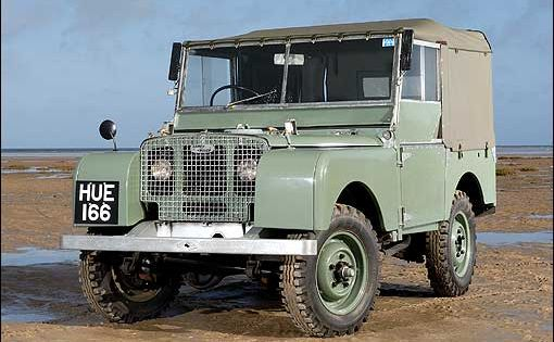 Land rover series 1 land rover pinterest land rovers for Garage land rover brest