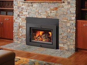 Fireplacextrordinair Large Wood Hybrid Fyre Rectangular Insert Some Of The Lowest Emiss Wood Burning Fireplace Inserts Wood Burning Insert Fireplace Inserts