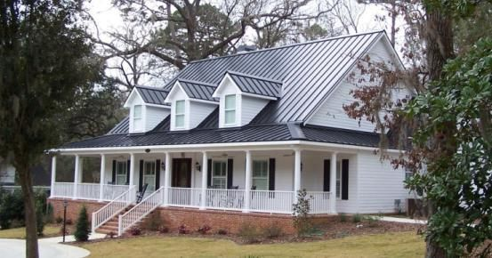 Best House Gray Standing Seam Roof Google Search Standing 640 x 480