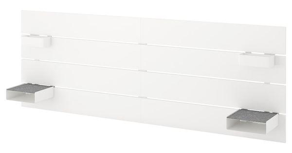 Nordli Kopfteil Weiss Ikea Osterreich Ikea Nordli White Headboard Headboard
