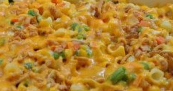 Freezer Meal - Southern Plate Country Casserole