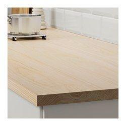 Ekbacken Countertop Ash Effect Laminate 98x1 1 8 Ikea