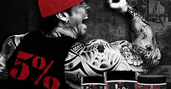 Rich Piana Supplements All Day You May Nutrition Safe Journey