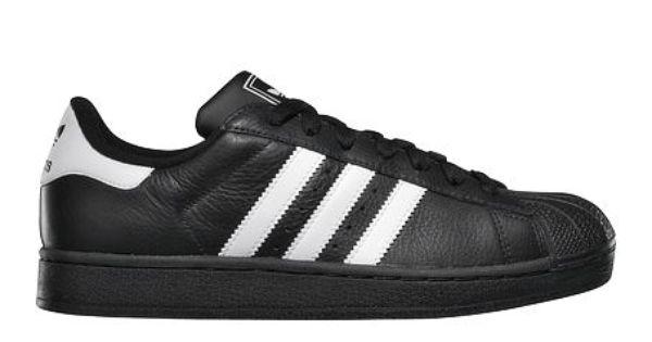 Sneakers med ovandel i skinn, ADIDAS SUPERSTAR II. | Adidas
