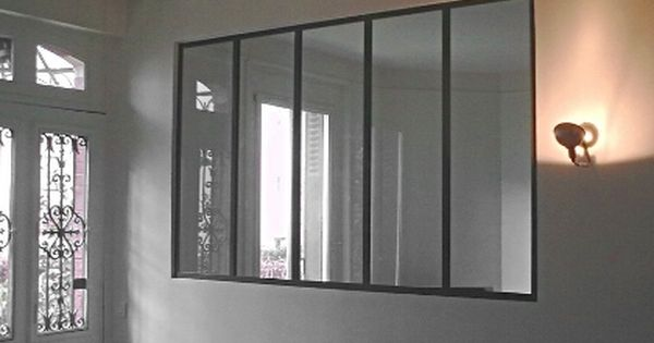 Defi Metallerie Createur De Verrieres D Interieur Idee Deco Maison Fabriquer Une Verriere