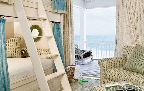kids room or guest room- beach house getaway