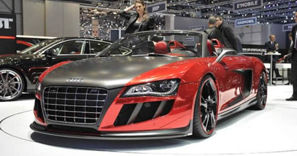 Abt Audi R8 Gt S Geneva Motor Show Sports Coupe Vehicles