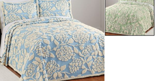Exquisite Chenille Pillow Sham With Fringe Border by Collections Etc