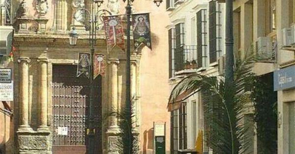 Calle San Jorge Sanlúcar De Barrameda Cádiz Andalucia Road Alley