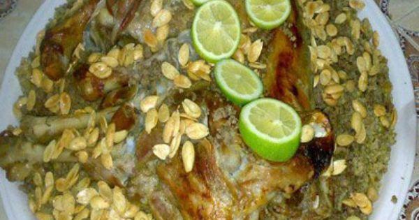 طريقة عمل المنسف الحلبى اكلات سورية ملك الأرز Food Turkish Recipes Algerian Recipes