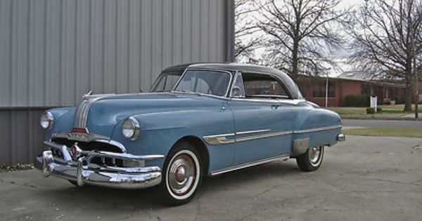 1952 pontiac catalina two door hardtop pontiac catalina