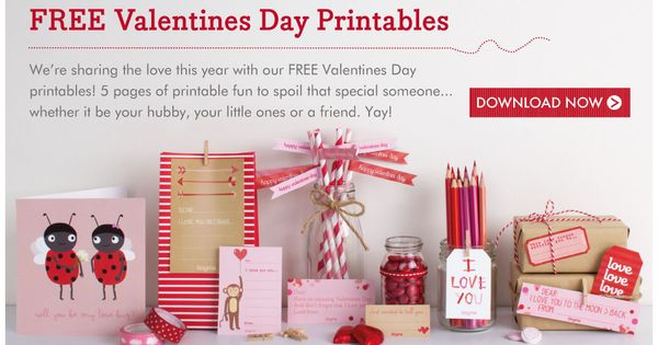 Mooo Free Valentines Day Printables