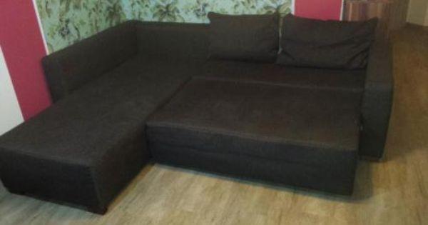 Ecksofa Eckcouch Bettkasten Schlaffunktion Guter Zustand In Berlin Treptow Ebay Kleinanzeigen Sofa Couch Bettkasten