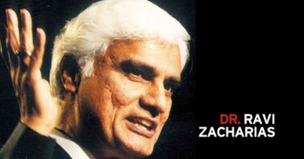 Dr Ravi Zacharias Postmodern Architecture Quote, The