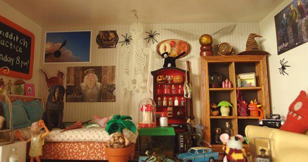 Harry Potter Bedroom Harry Potter