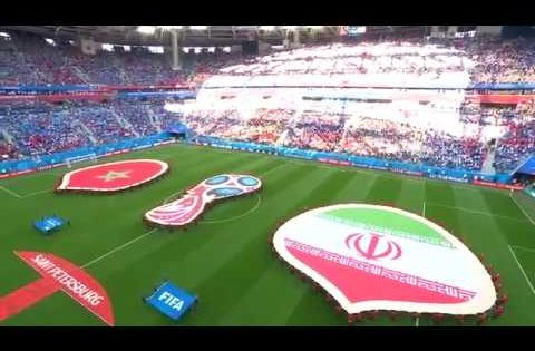 New And Vibrant Fifa World Cup 2018 Ceremony Of The Flags Youtube Fifa World Cup World Cup 2018 World Cup