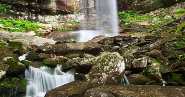 Rainbow Falls - This gorgeous waterfall is a favorite among the locals.