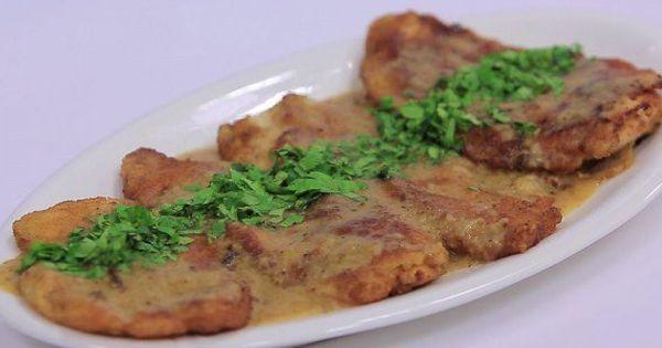 Cbc Sofra طريقة عمل بيكاتا الدجاج نجلاء الشرشابي Recipe Poultry Recipes Recipes Food