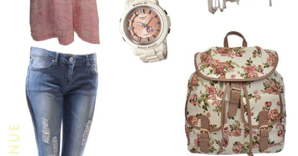 20 Cute Outfits for Teen Girls for School | Cute Back to