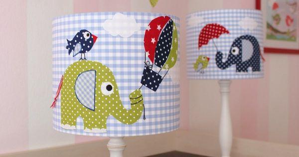 elefant olli tischlampe komplett von elfen piraten auf decoracao pinterest. Black Bedroom Furniture Sets. Home Design Ideas