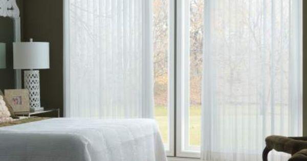 bali sheer enchantment soft vertical blinds  bali sheer