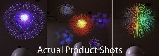 Sega Toys Fireworks Projector Uchiagehanabi Projector