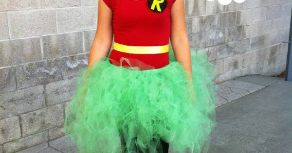 DIY Super Hero Tutu Costumes... Family Halloween costume?