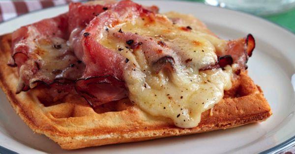 Waffles, Hams and Brunch on Pinterest