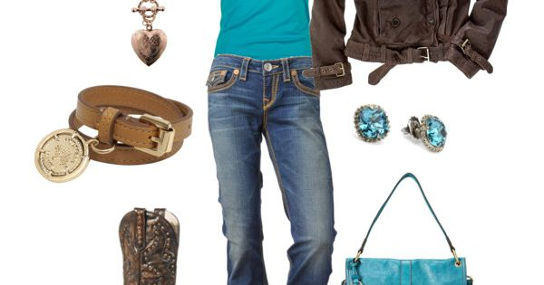 Country Girl Fall Fashion Must Haves love the bag the shirt and