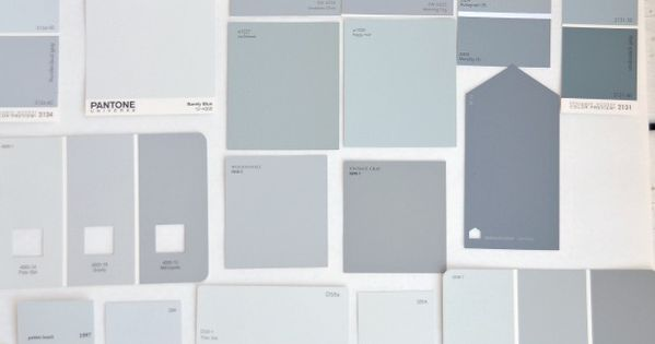Gray Paint Color Ideas, Tips, and Examples | Gray Paint ...