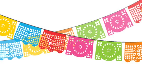 Papel Picado Png Abeoncliparts Cliparts Vectors For Free 2019 Banner Clip Art Papel Picado Banner Digital Banner