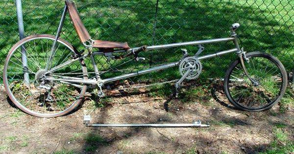 1978 Nashbar Recumbent Bicycle
