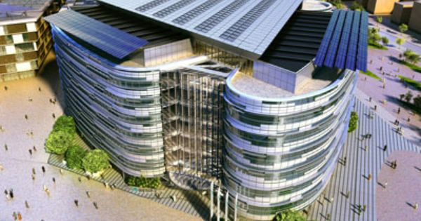 Masdar To Build Hitech Hq In Abu Dhabi Sustainable Technology Architecture Sustainable Architecture