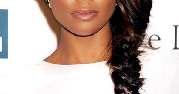 Jolie femme noire