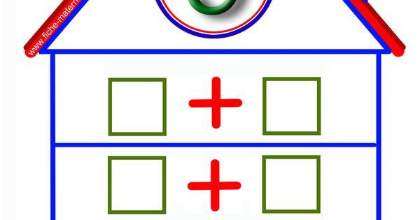 jeux math matiques en maternelle pinterest maison math matiques et. Black Bedroom Furniture Sets. Home Design Ideas
