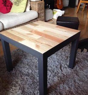 Relooker un meuble IKEA avec des palettes! 20 exemples