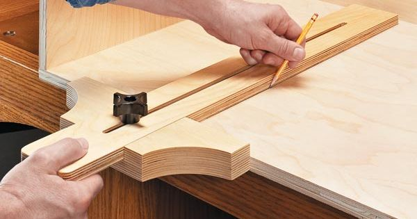 Build an Adjustable Square | Woodsmith Tips | See more about Tips, Layout and Shops.