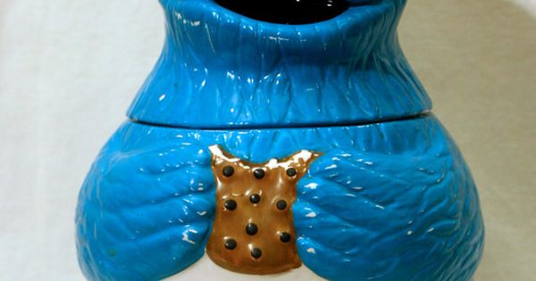 Vintage Cookie Jars For Sale Vintage Cookie Monster