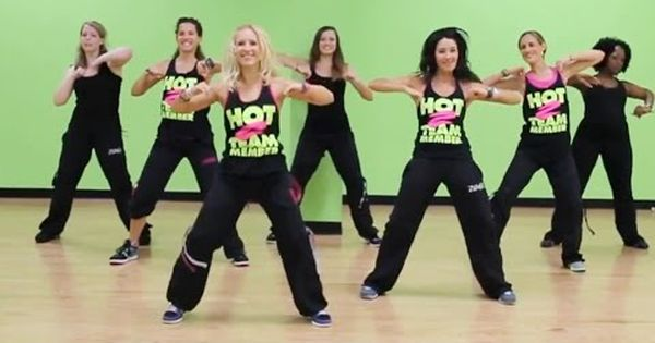 Zumba dance workout fitness for beginners step by step for Ponte en forma