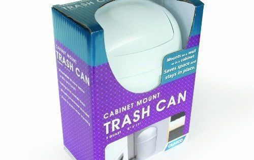 Camco 43961 Cabinet Trash Can Rv Cleaning Rv Trash Can Rv Accessories Rv Campers Camco With Images Buying An Rv Camping Equipment Rental Rv Solar Power