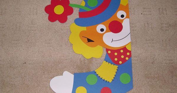 Fenstergucker clown mit blume cintia pinterest fasching fensterdeko und karneval - Fensterdeko karneval ...