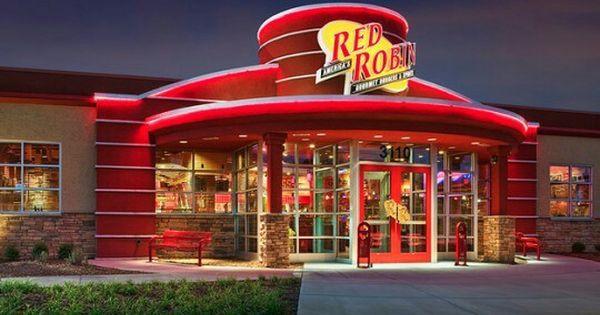 Red Robin Restaurant Red Robin Restaurant Red Robin Gourmet